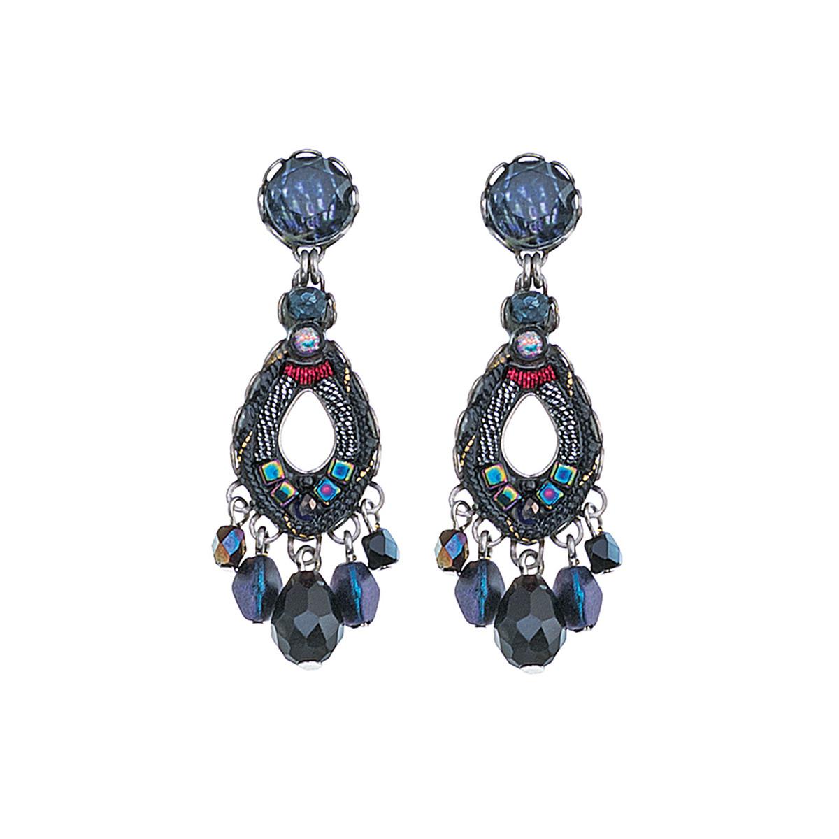 Ayala Bar Maui Rock Eclipse Earrings