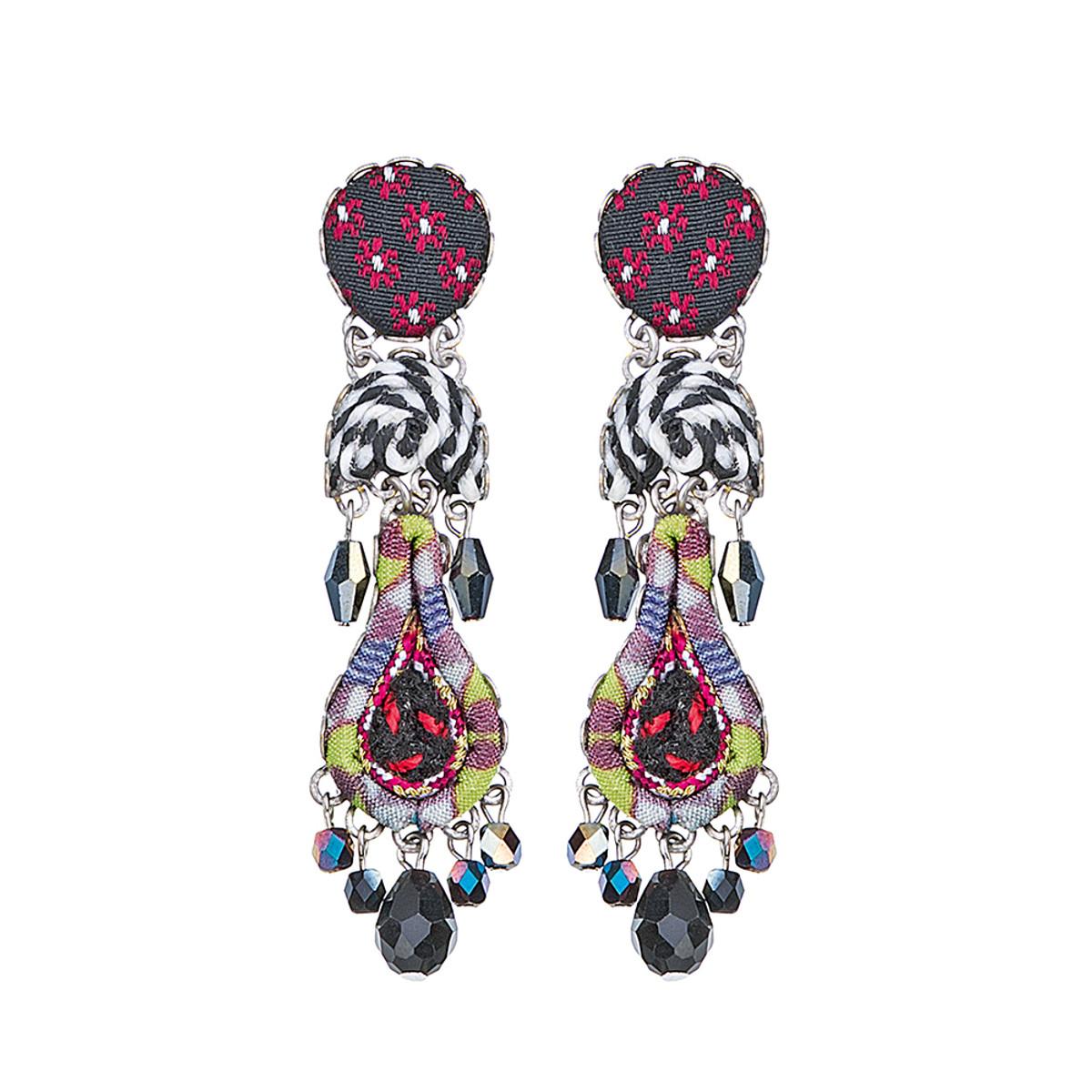 Ayala Bar Ethereal Spirit Daisy Earrings