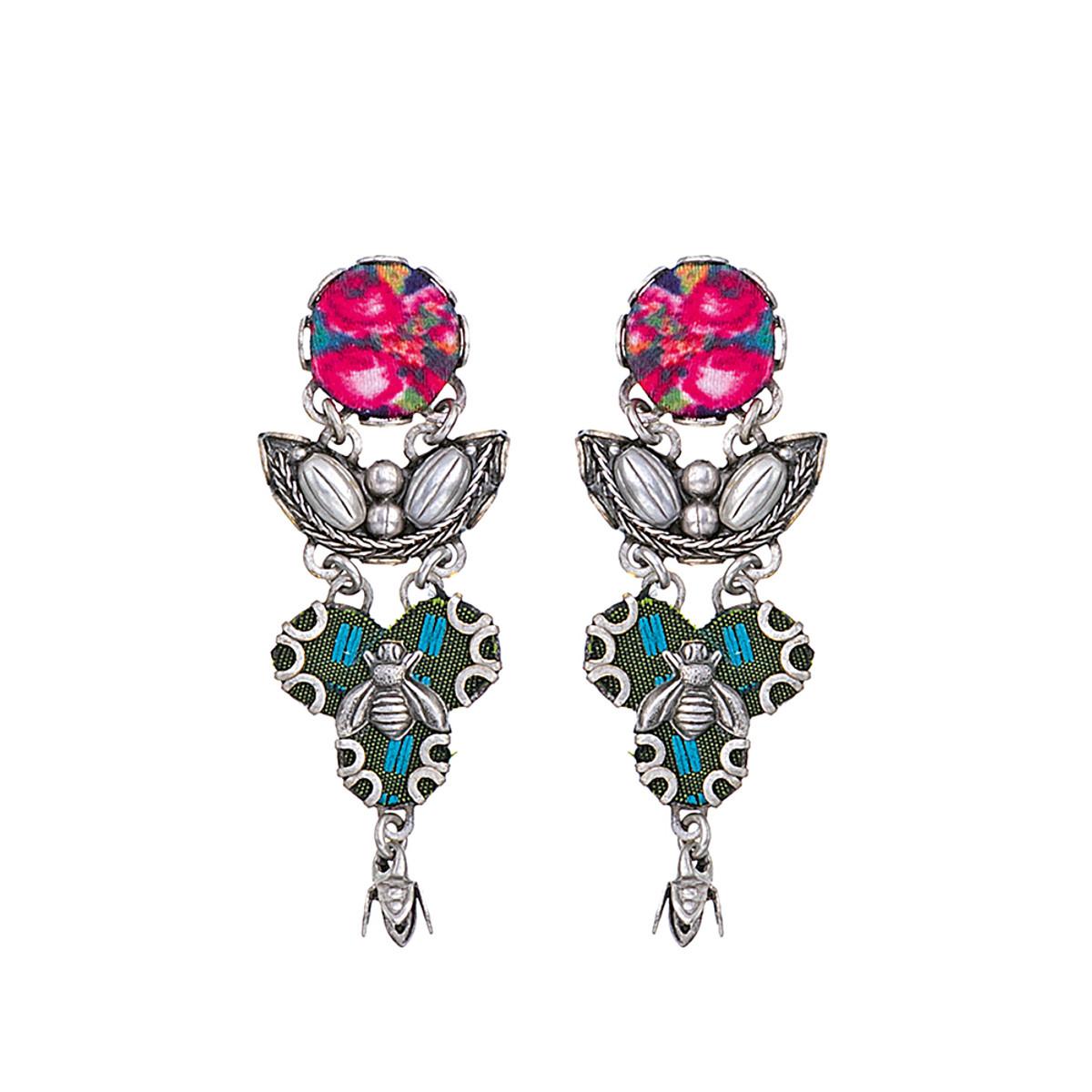 Ayala Bar Pretty in Pink Earrings