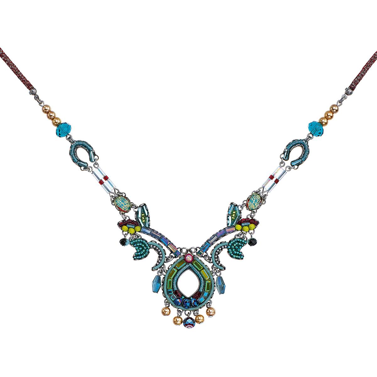 Ayala Bar Turquoise Crown Tango Necklace