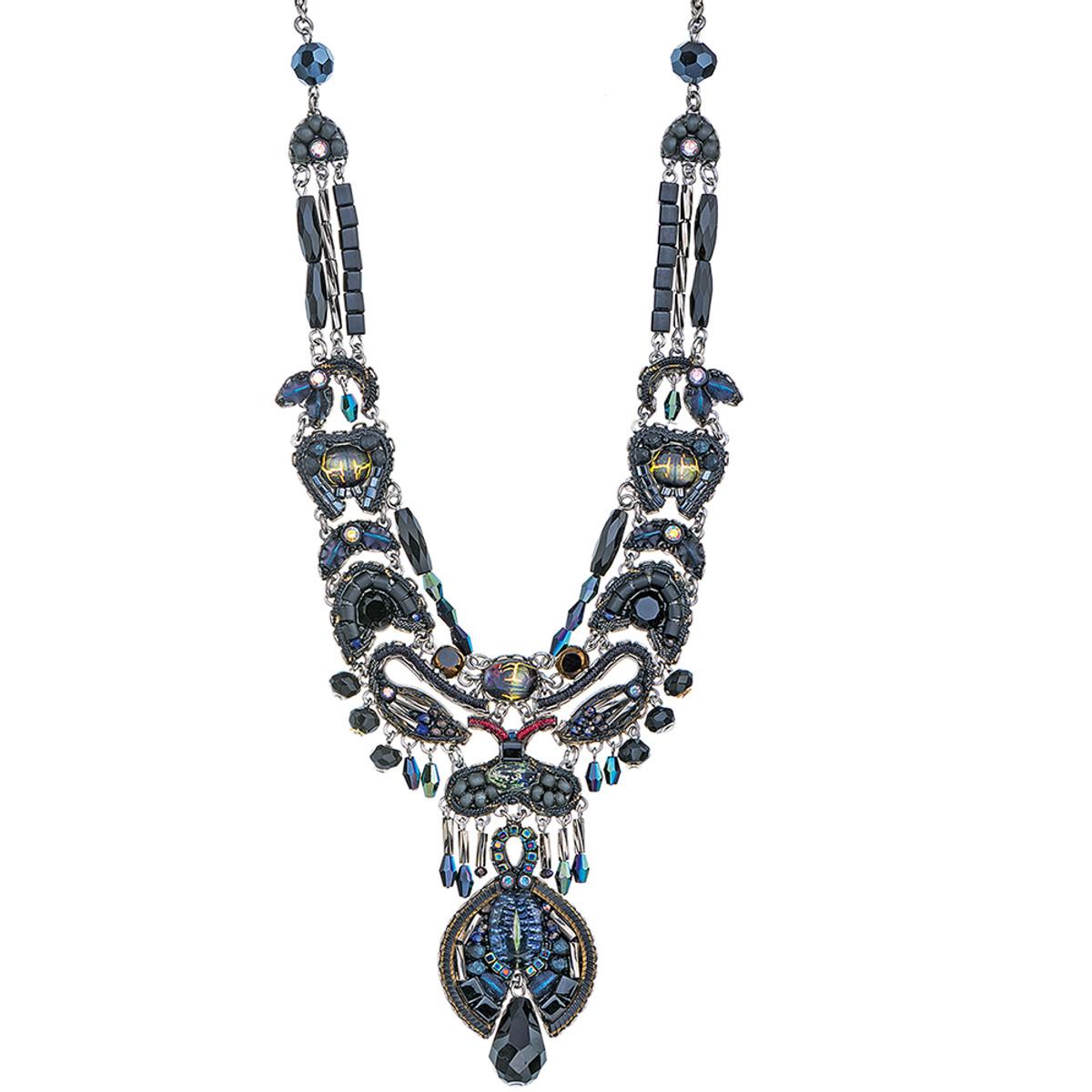 Ayala Bar Maui Rock Night Owl Necklace