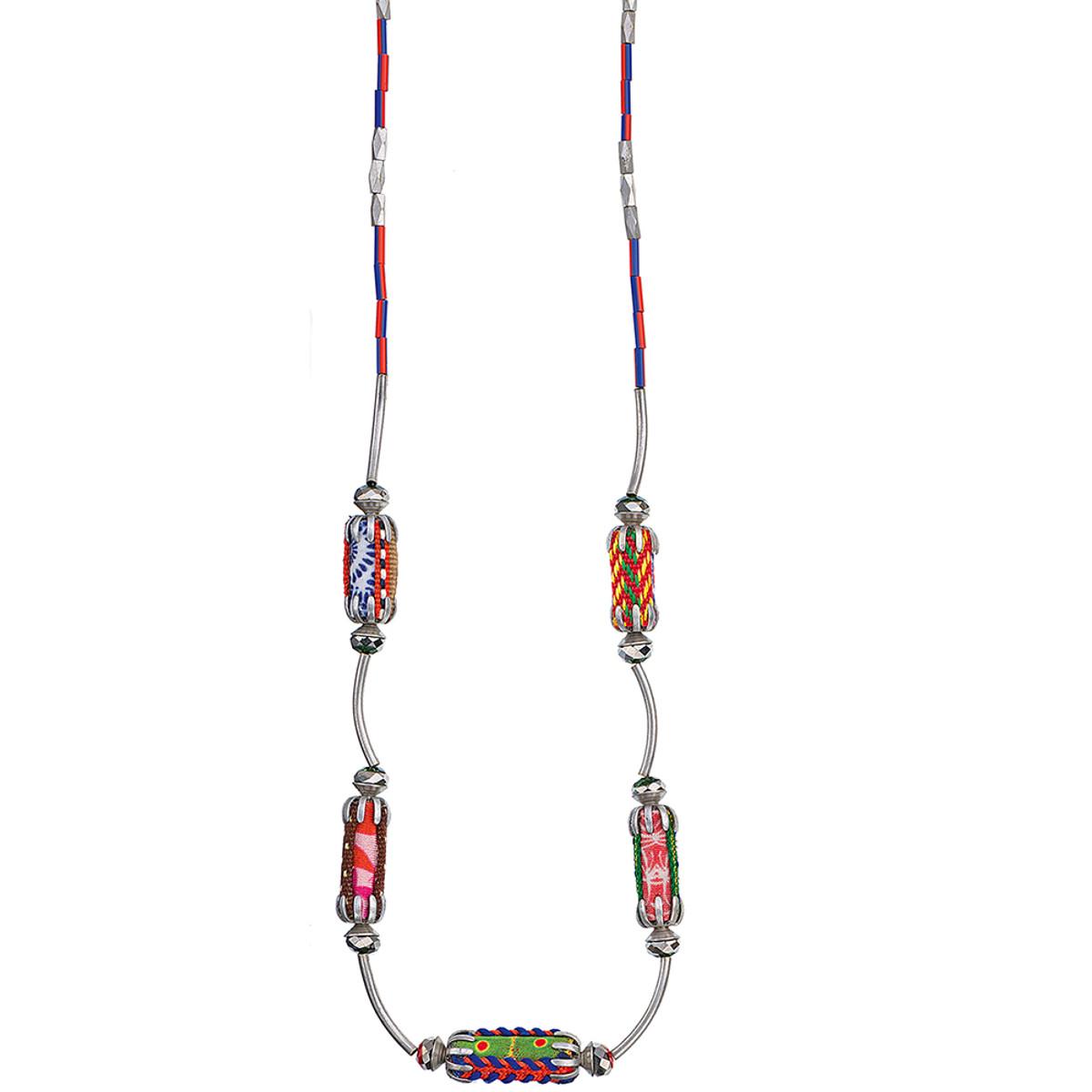 Ayala Bar Zen Arcade Meditation Necklace