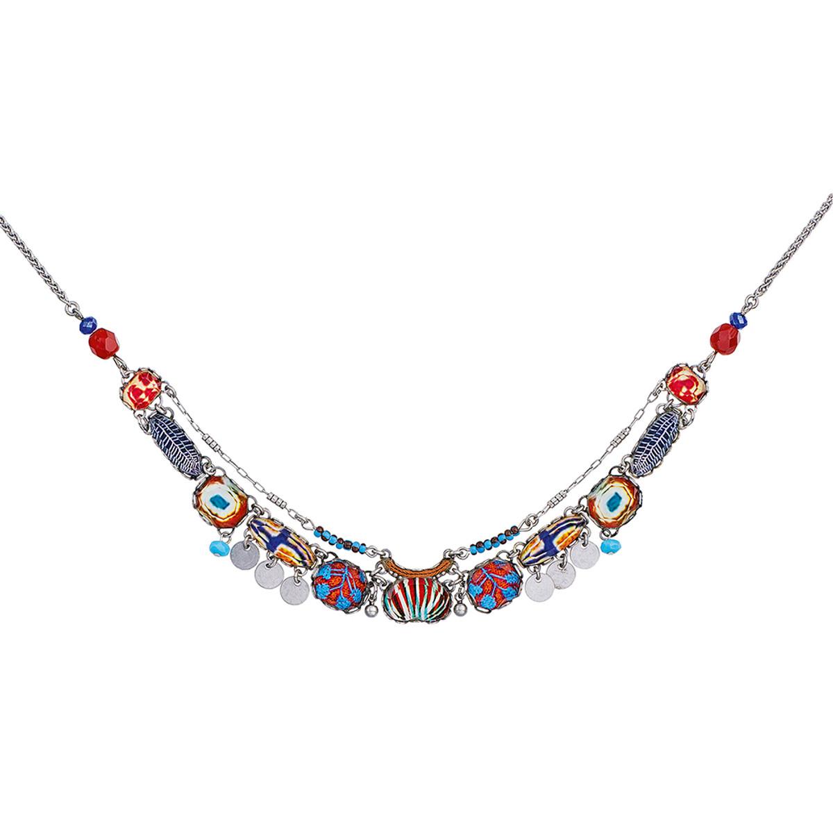 Ayala Bar Afro-Desia On the Dancefloor Necklace