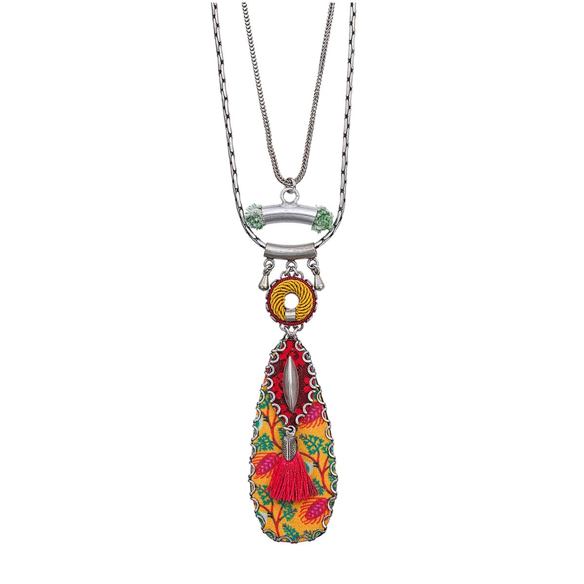 Ayala Bar Marakesh Long and Layered Necklace