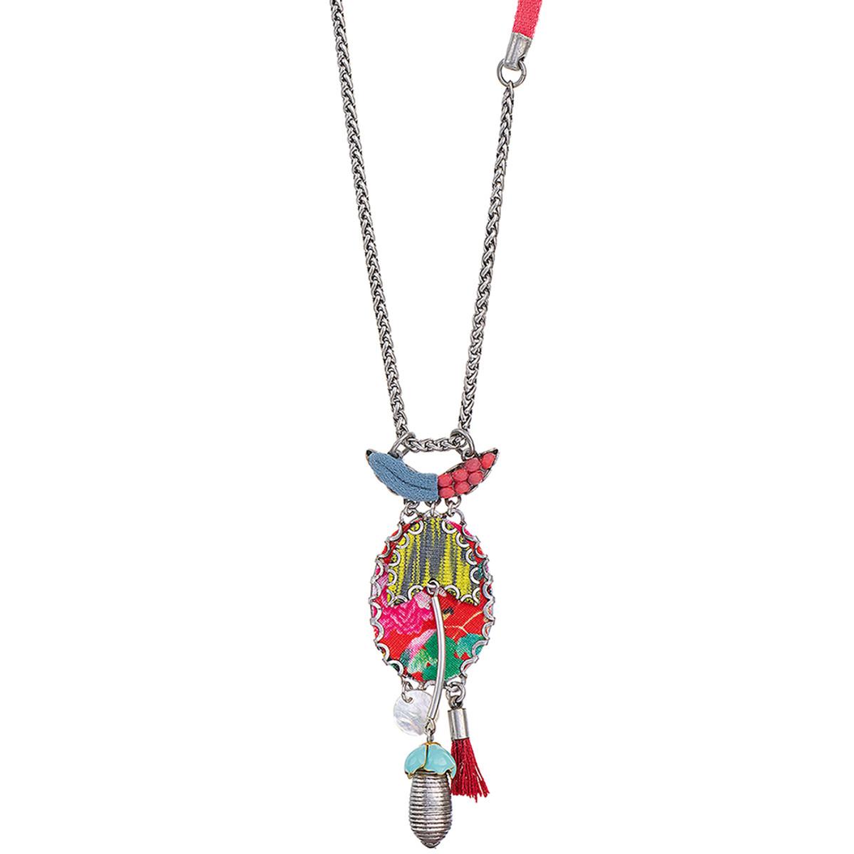 Ayala Bar Pomegranate Punch Long Necklace