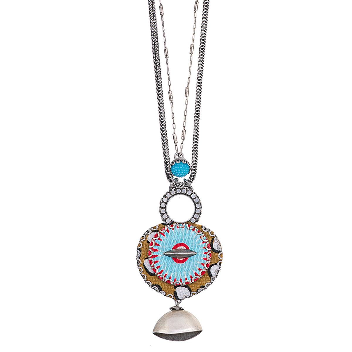 Ayala Bar Navajo Long and Layered Necklace