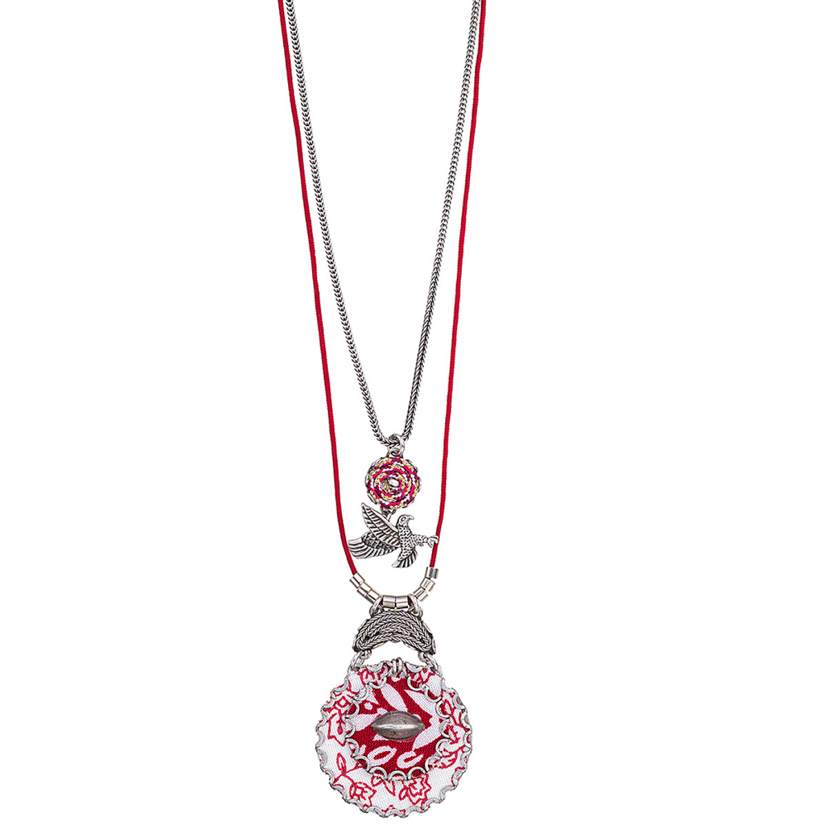 Ayala Bar Fifth Avenue Long and Layered Necklace