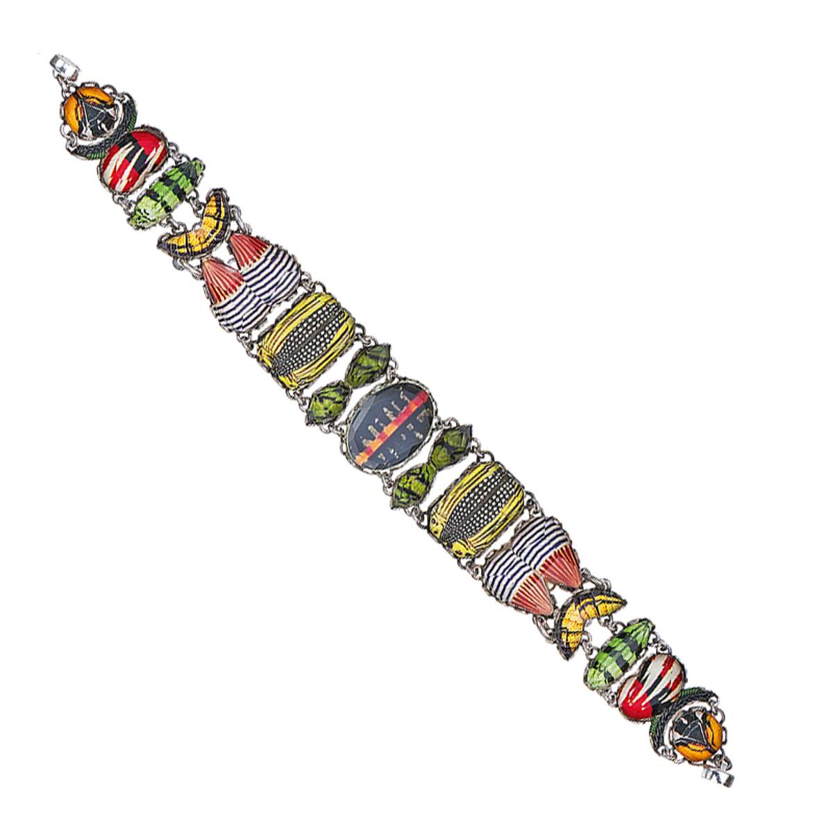 Ayala Bar Swing Song Magnet Clasp Bracelet