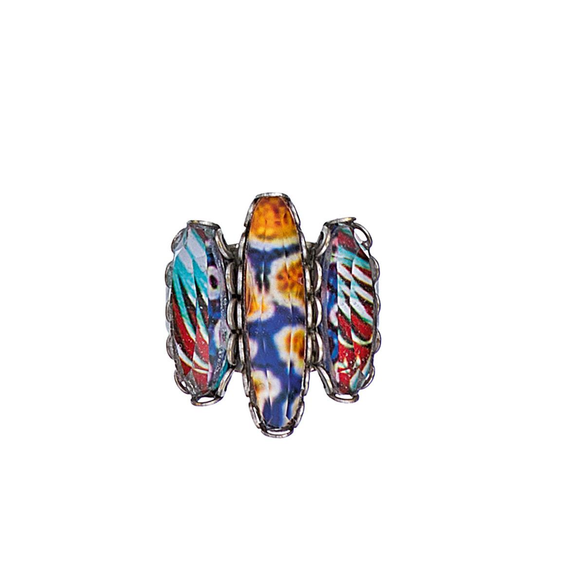 Ayala Bar Afro-Desia Adjustable Ring