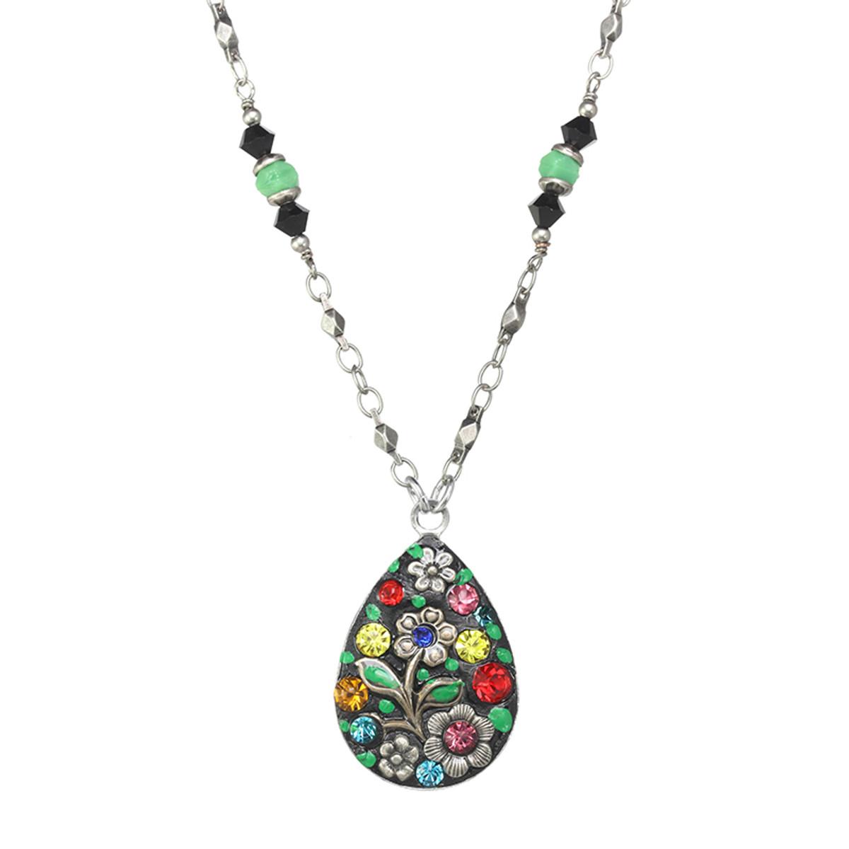 Michal Golan Midsummer Drop Necklace
