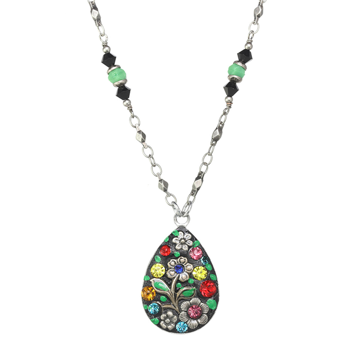 Michal Golan Midsummer Drop Necklace