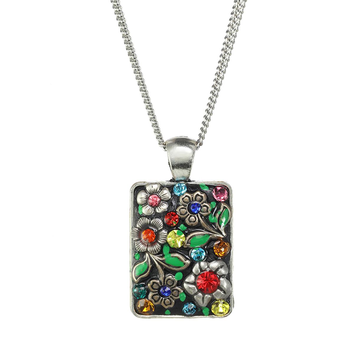 Michal Golan Midsummer Rectangle Necklace