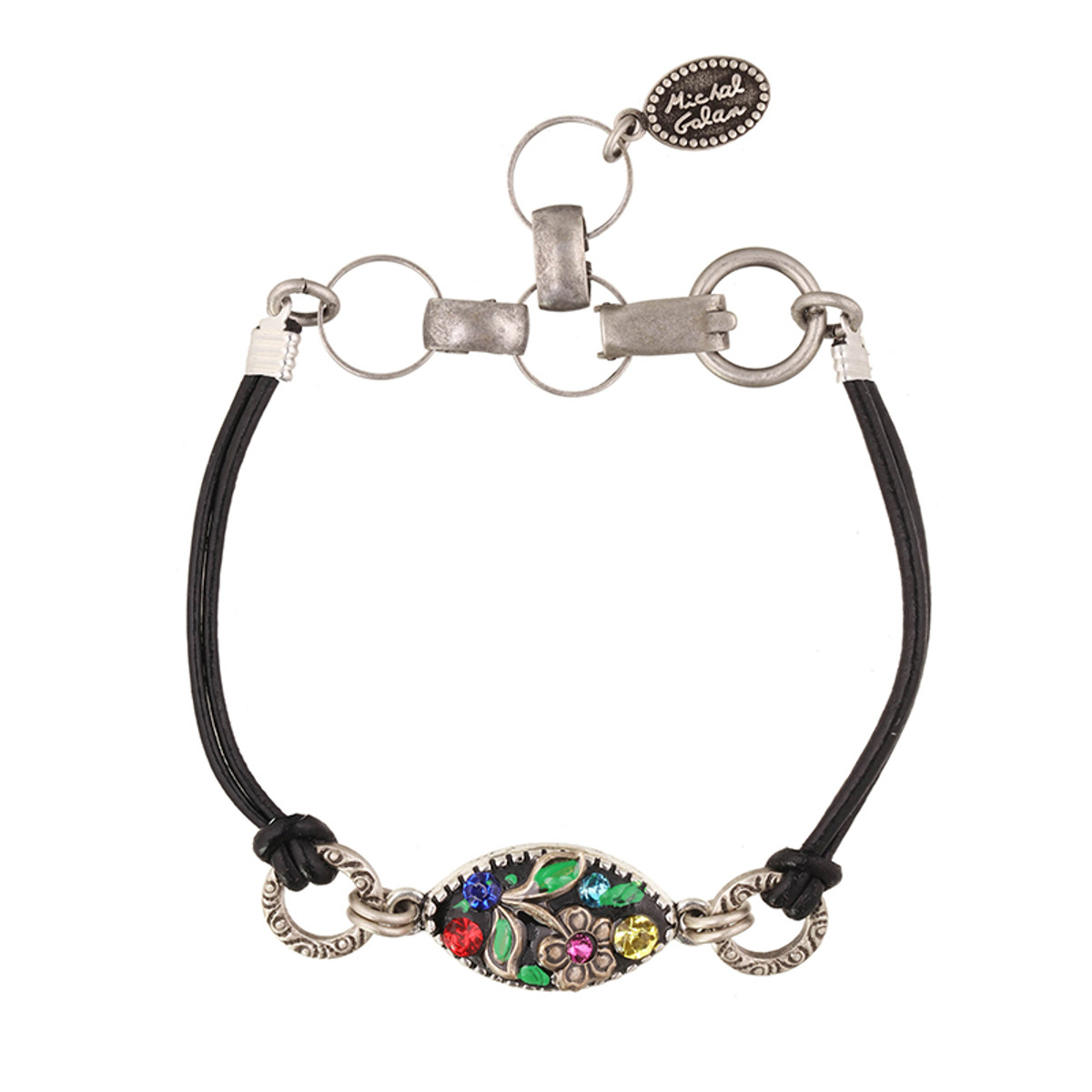 Michal Golan Midsummer Small Oval Bracelet