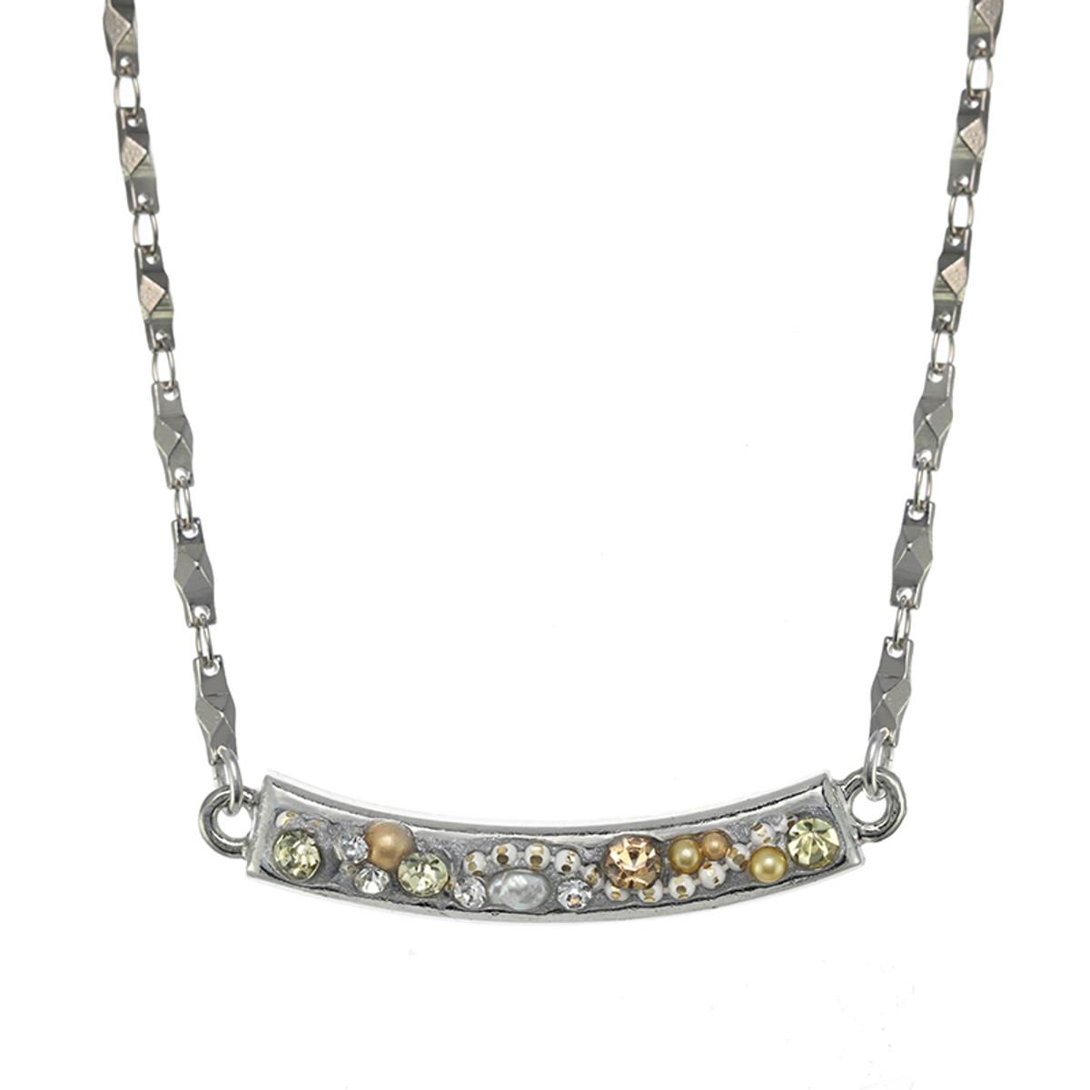 Michal Golan Moonlight Bar Necklace