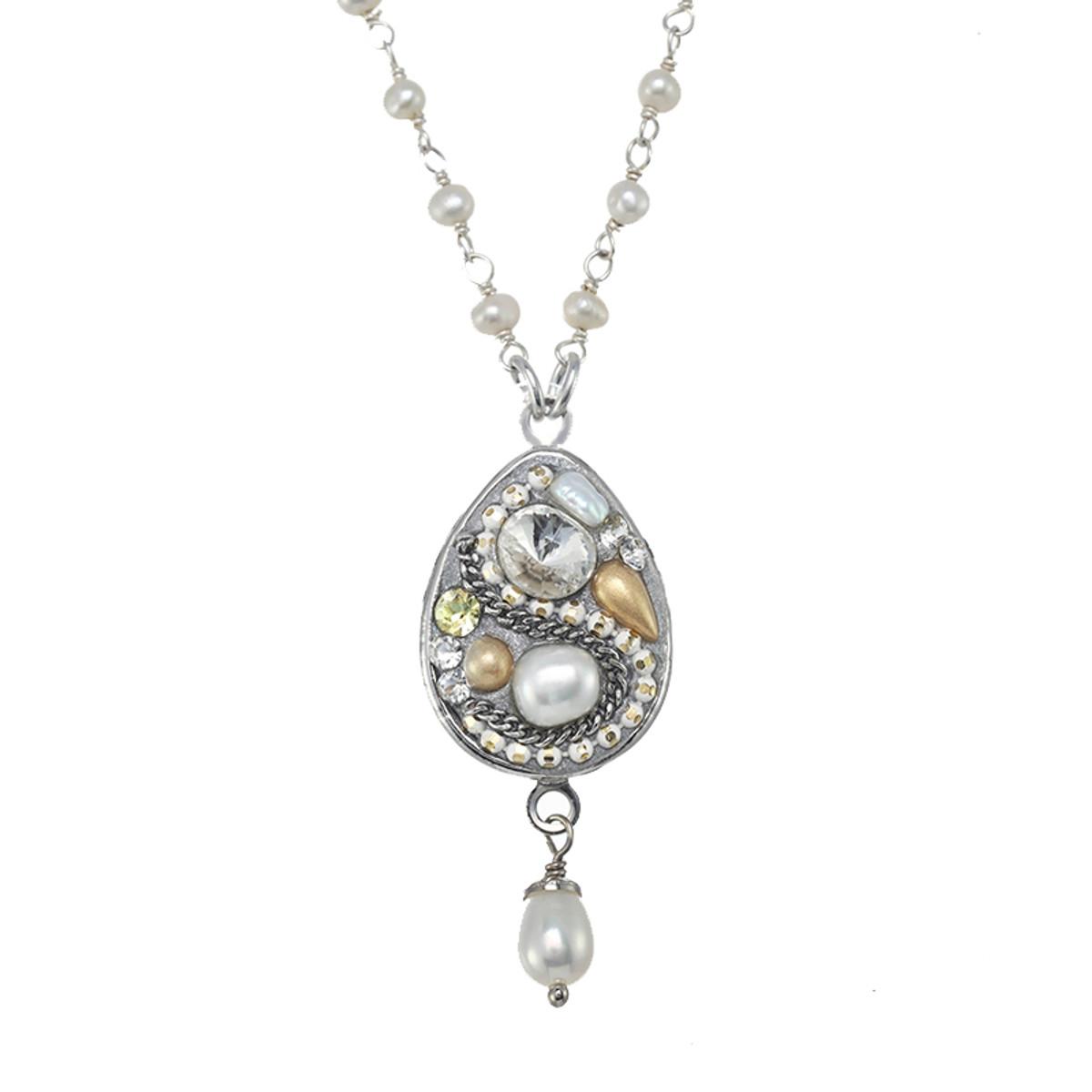 Michal Golan Moonlight Drop Necklace
