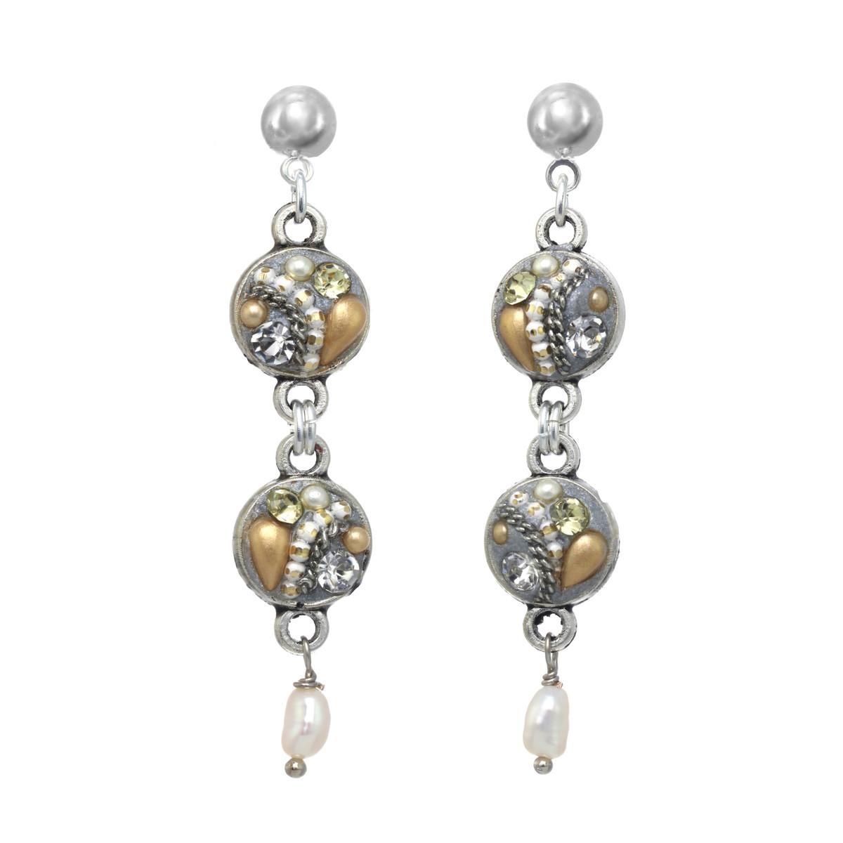 Michal Golan Moonlight Dangling Earrings
