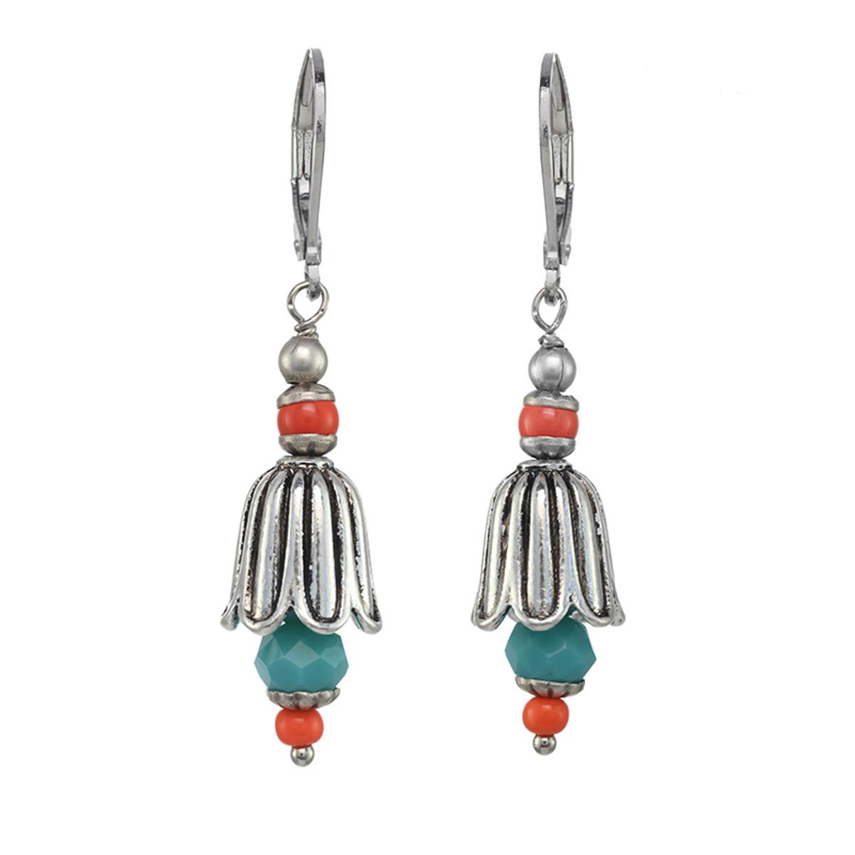 Michal Golan Aruba Bell Earrings