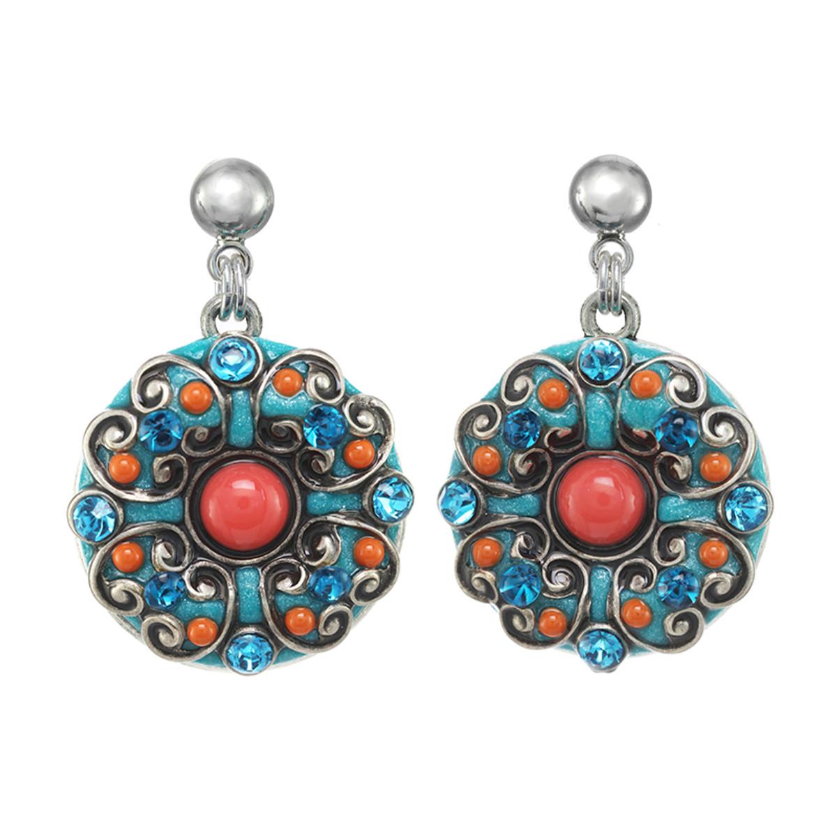 Michal Golan Aruba Flower Earrings