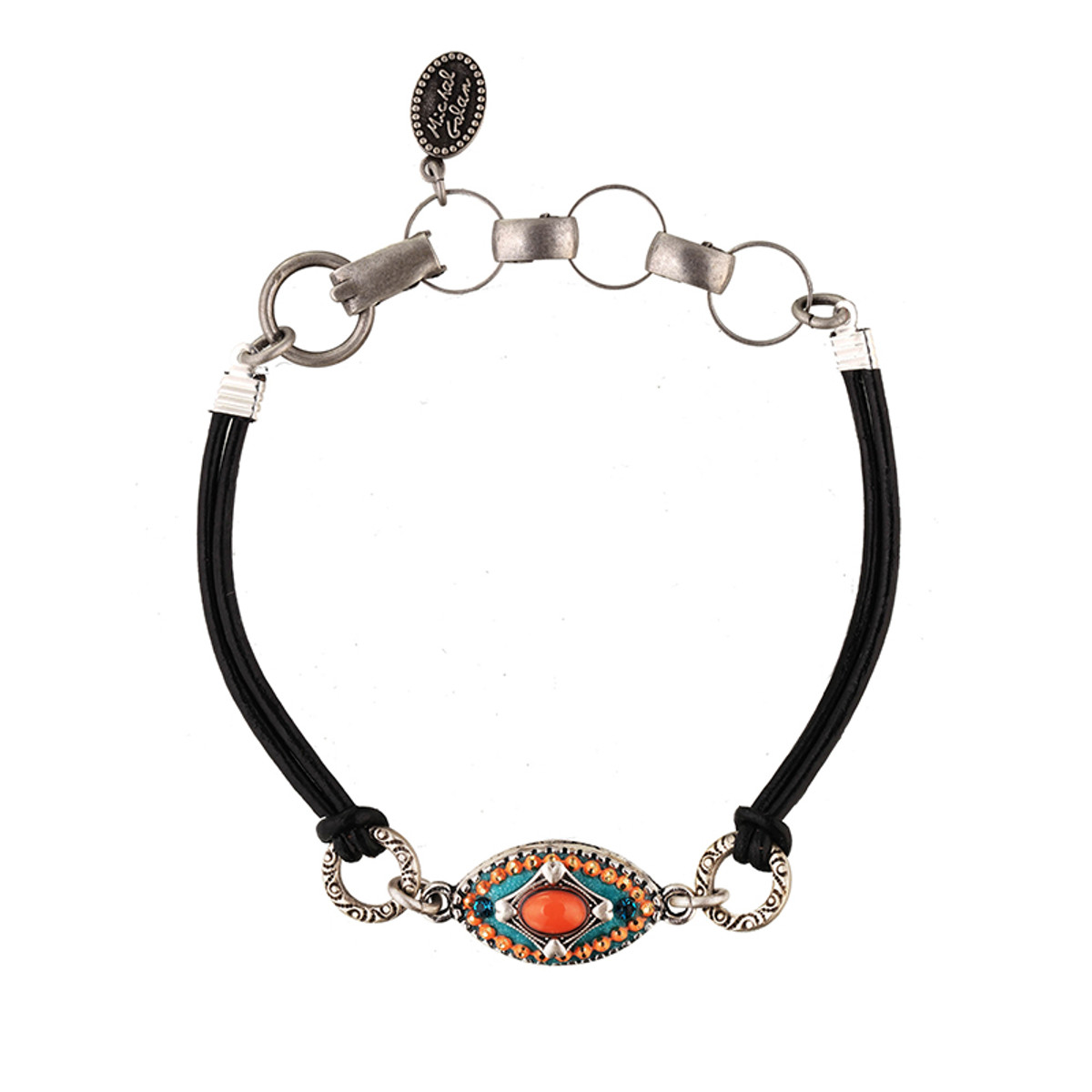 Michal Golan Aruba Oval Bracelet