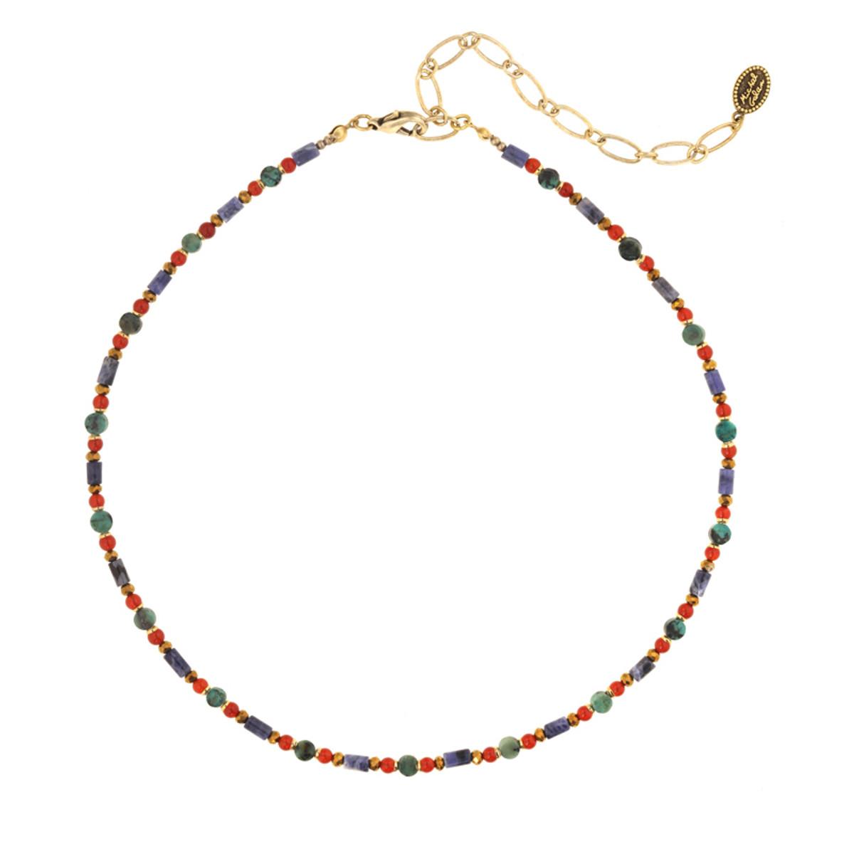 Michal Golan Harvest Moon Choker Necklace