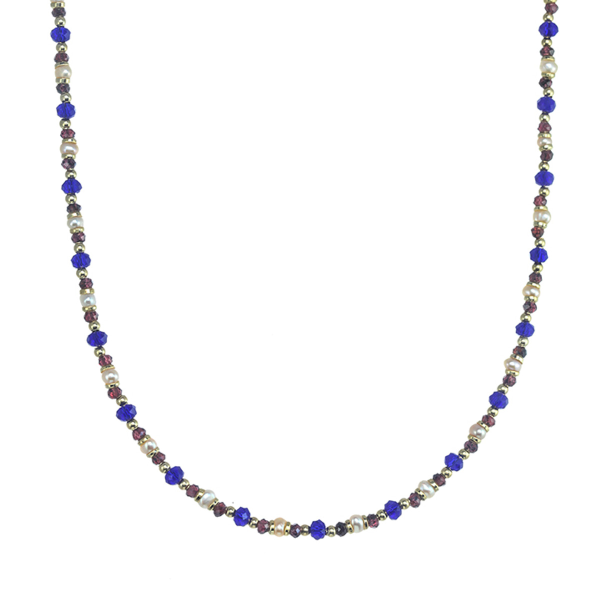 Michal Golan Solstice Choker Necklace