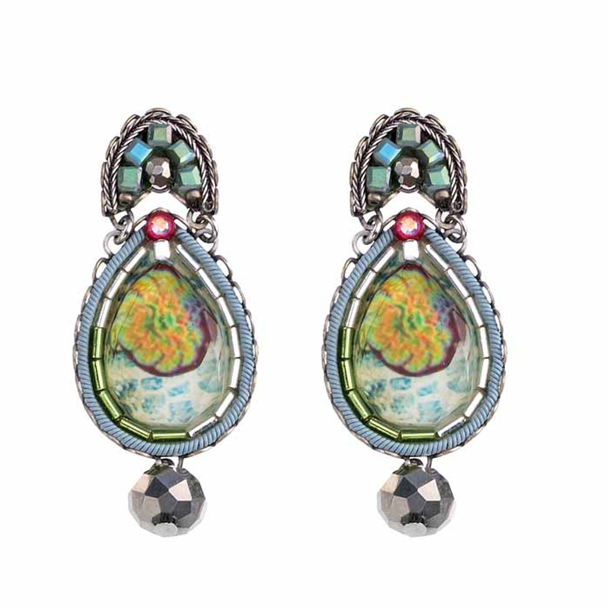 Ayala Bar Autumn Song Pear Tree Earrings