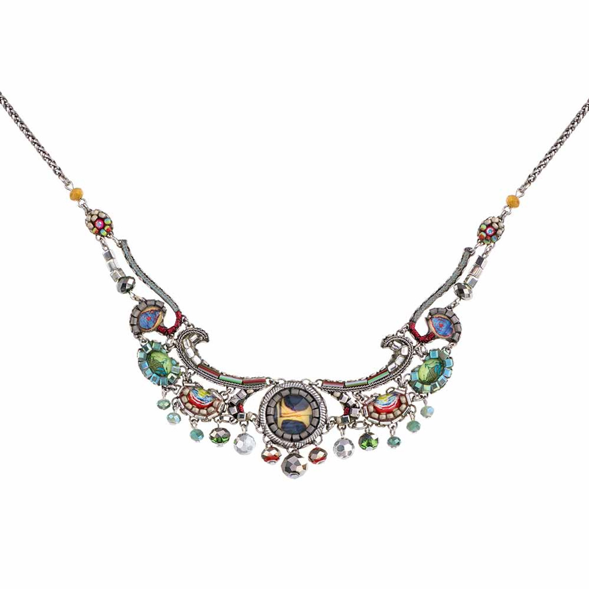 Ayala Bar Autumn Song Bird Migration Necklace