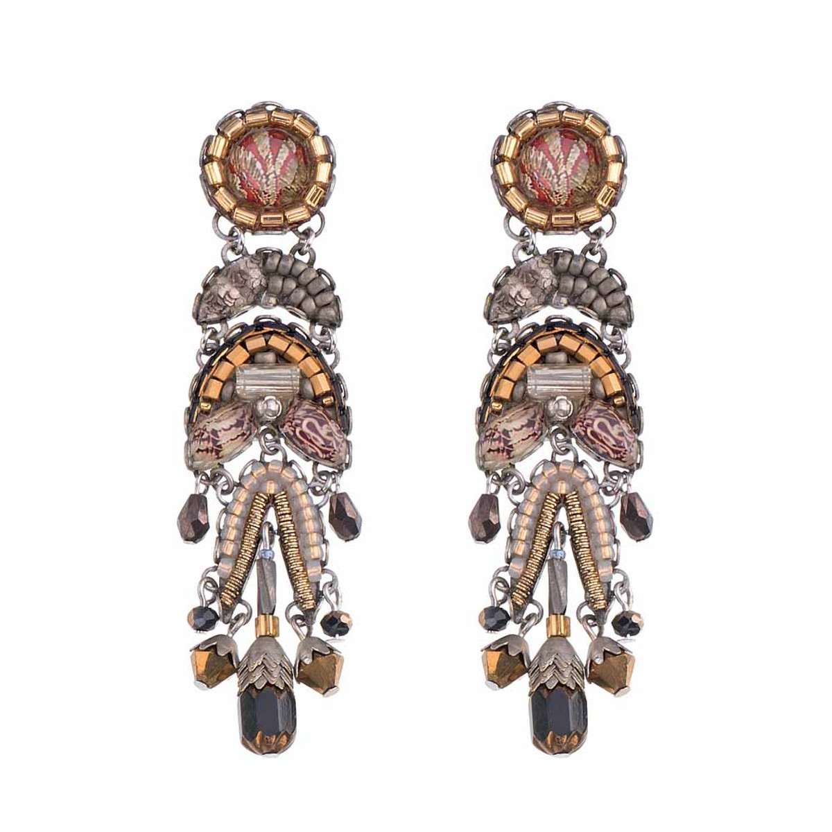 Ayala Bar Golden Fog Imagination Earrings