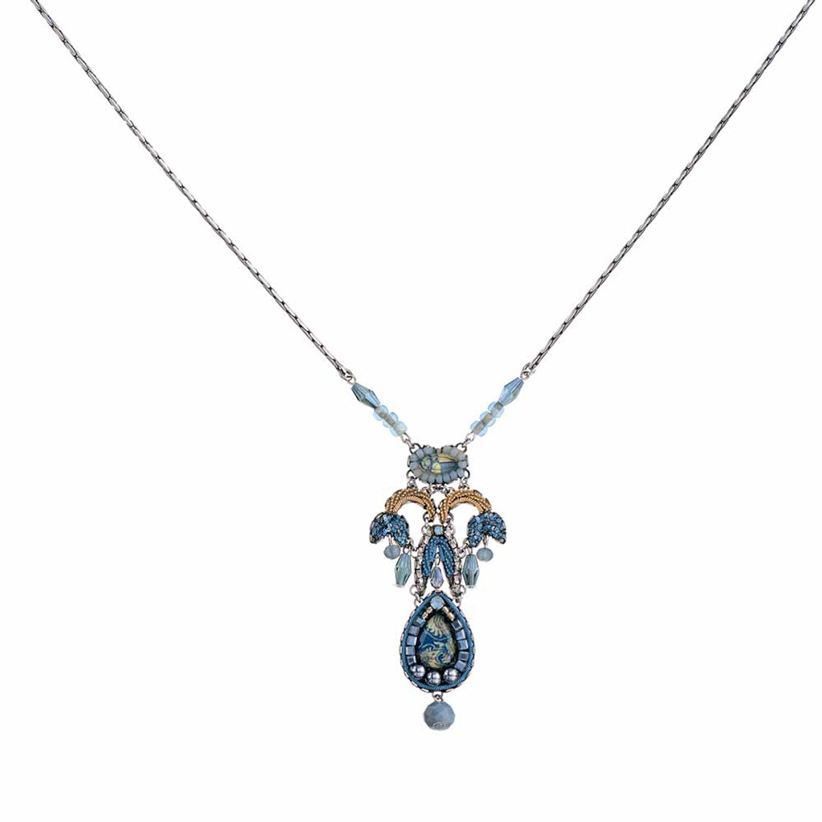 Ayala Bar Magic Potion Blue Star Necklace