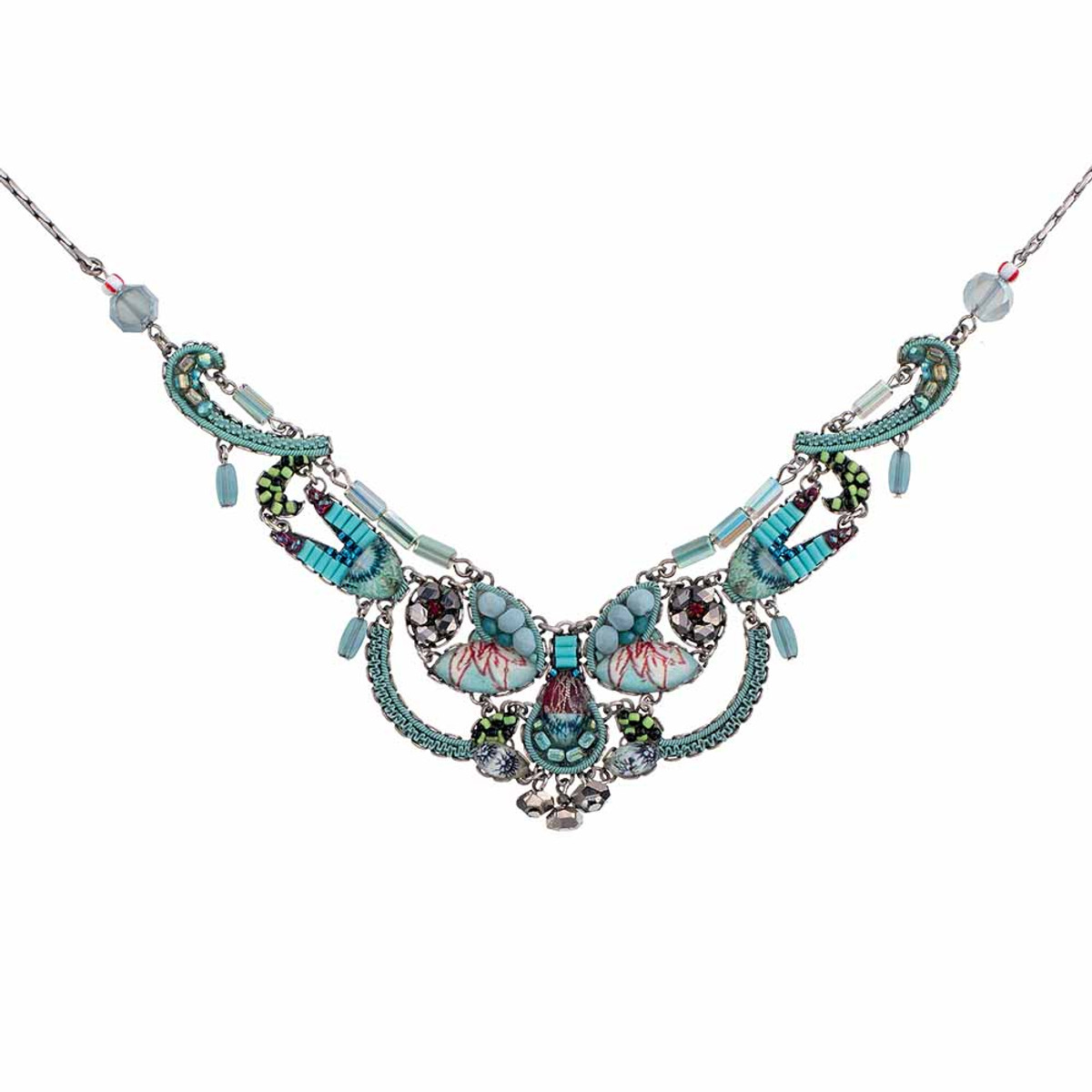 Ayala Bar Tapestry Delight First Frost Necklace