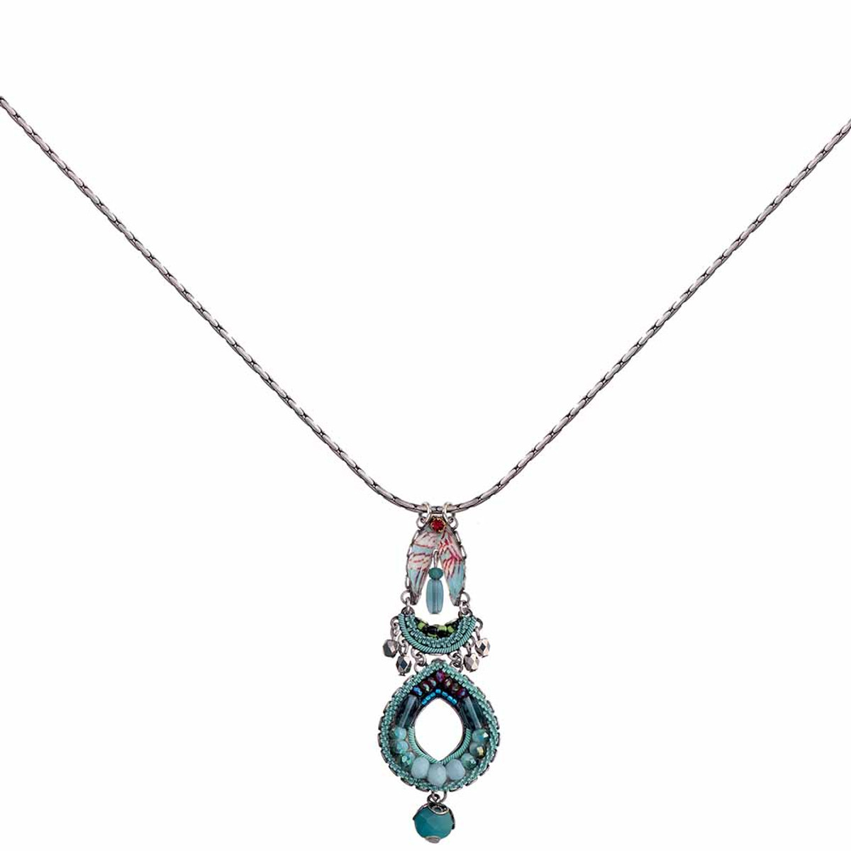 Ayala Bar Tapestry Delight Sky High Necklace