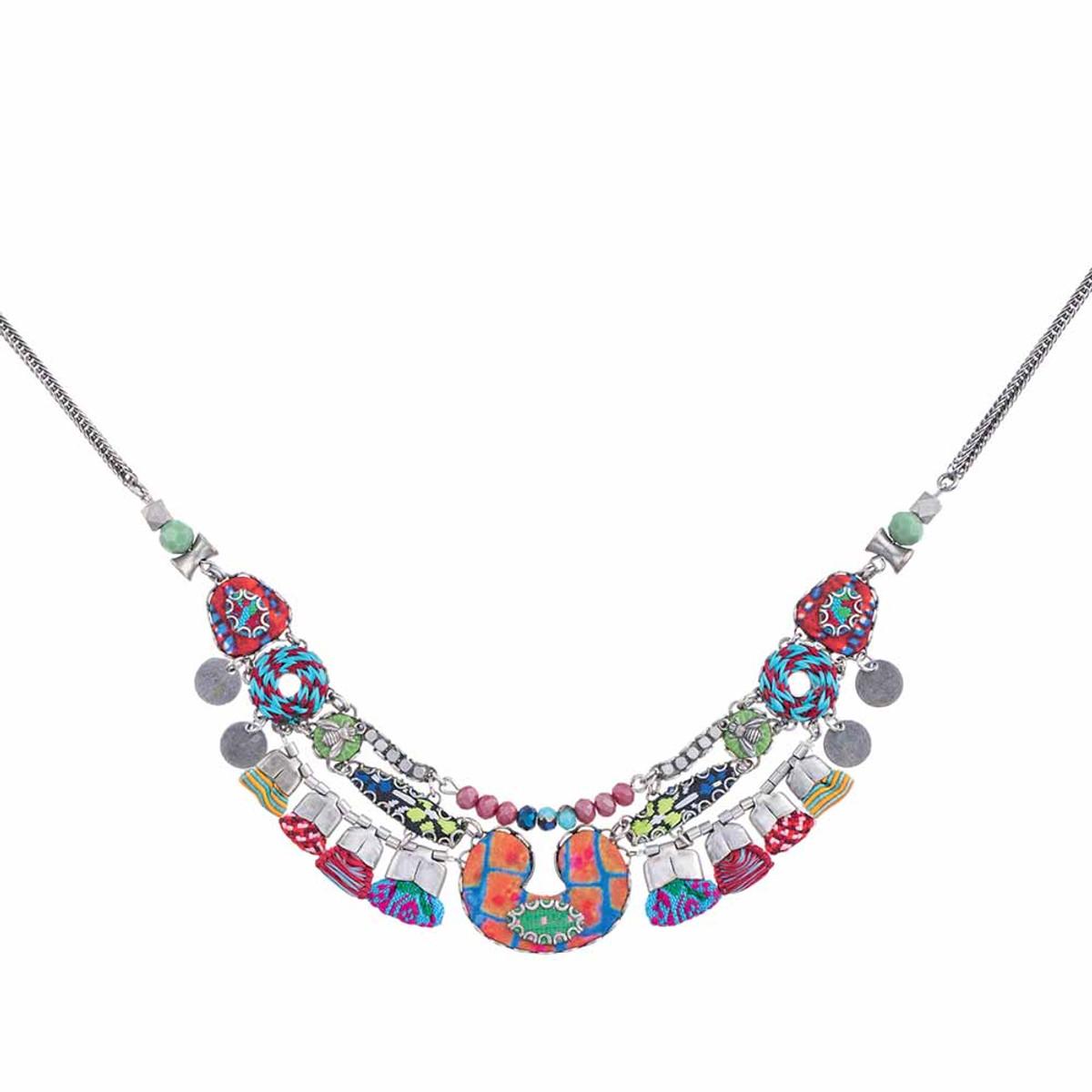 Ayala Bar Circus Mind Ring of Fire Necklace