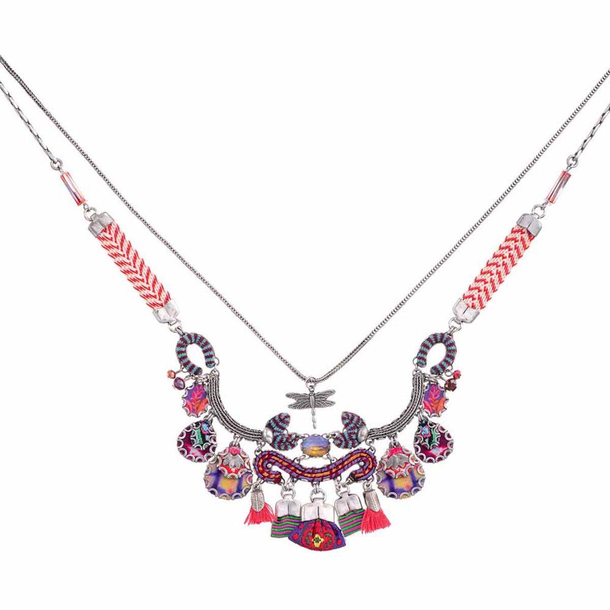 Ayala Bar Ruby Tuesday Mars Necklace