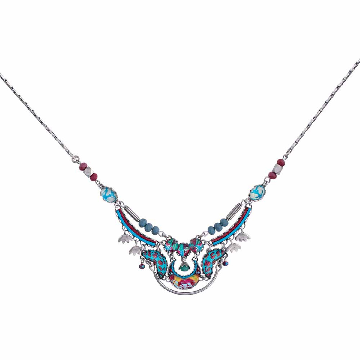 Ayala Bar Blue Castle Stella Necklace