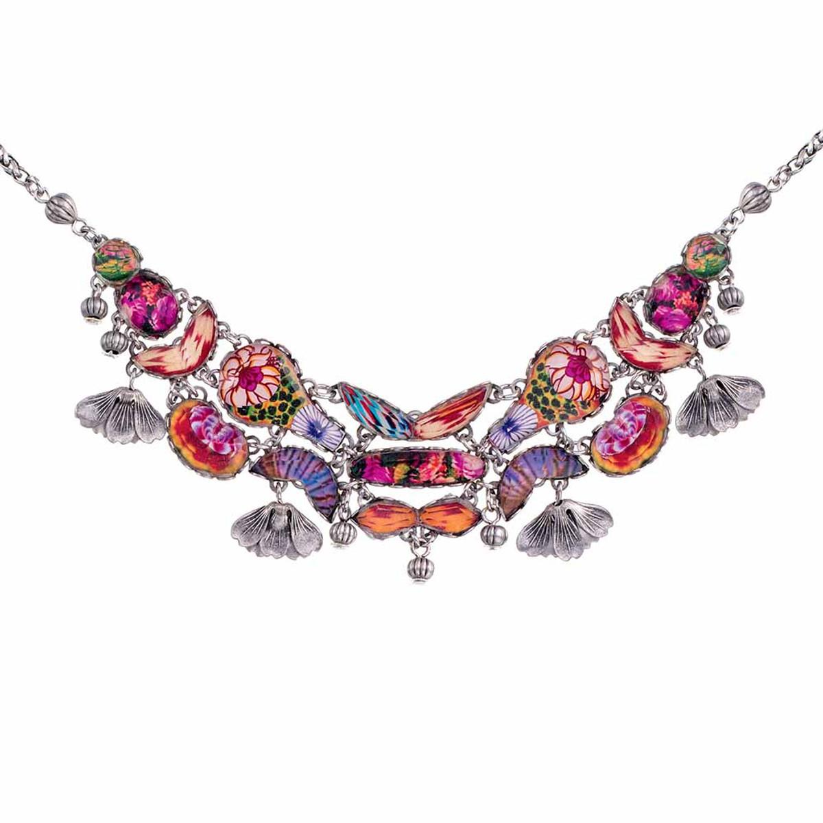 Ayala Bar Electric Ladyland Rainbow Necklace