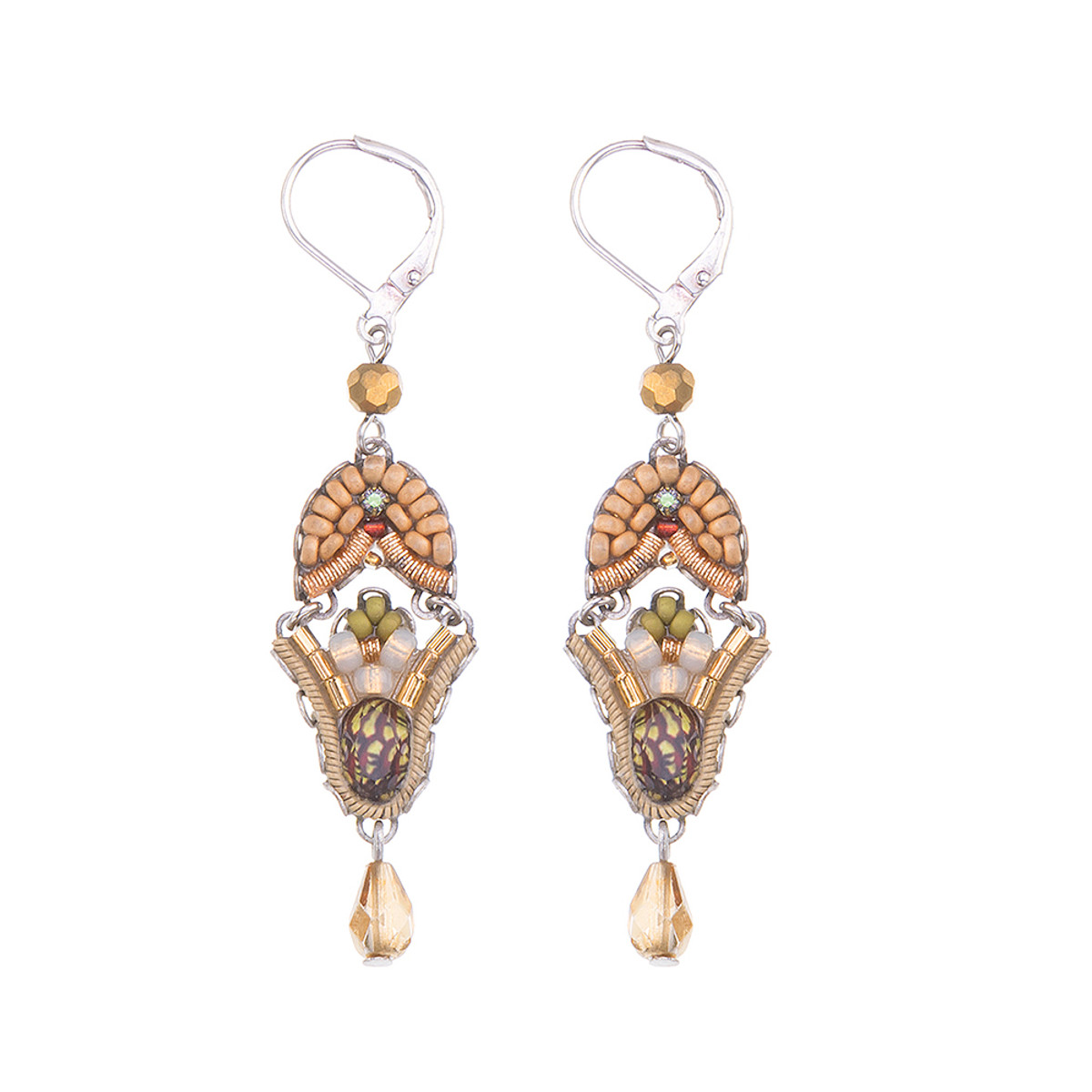 Ayala Bar Shifting Sands French Wire Earrings