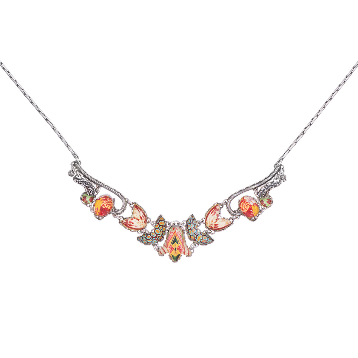 Ayala Bar Coral Cave Silhouette Necklace