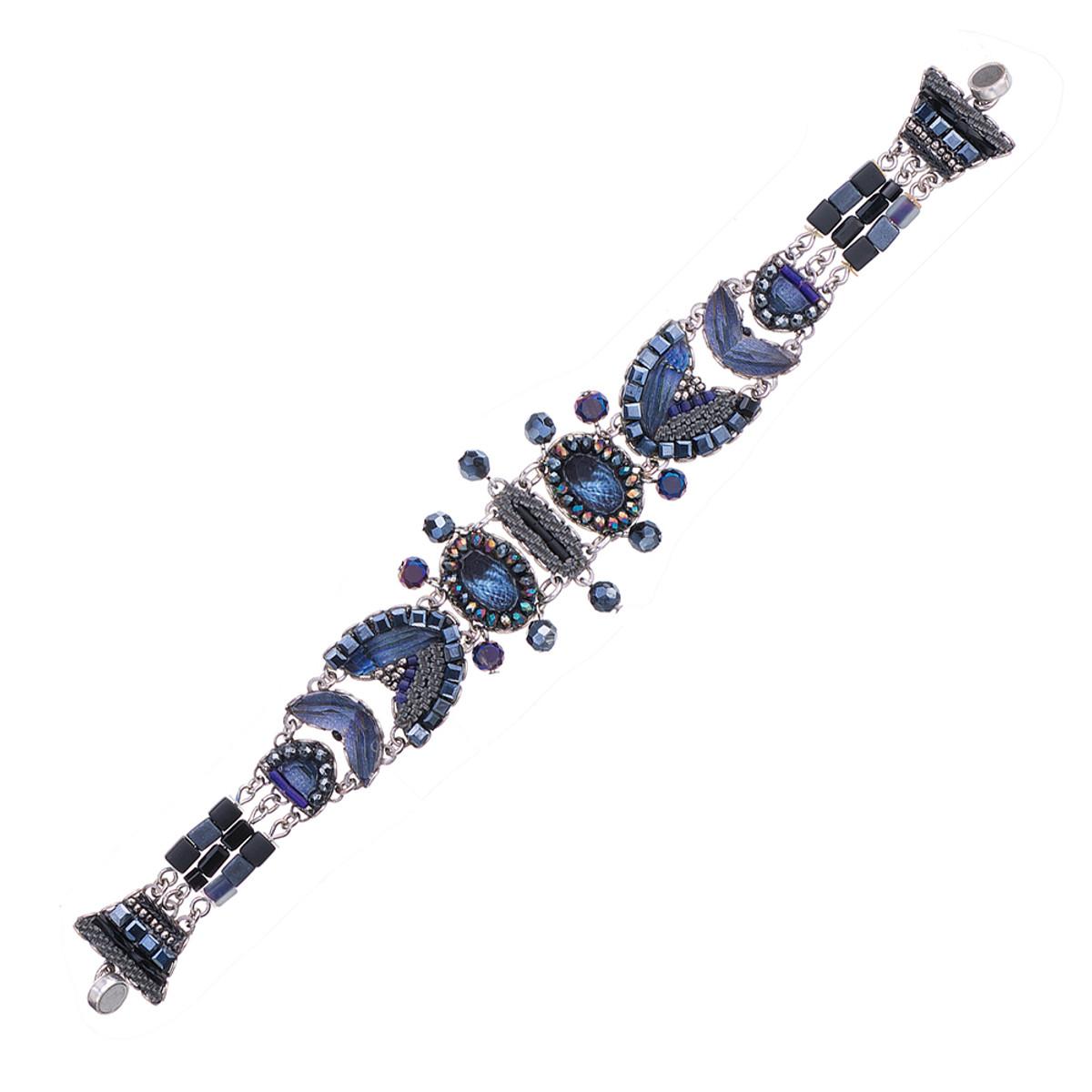 Ayala Bar Love Jet Bracelet