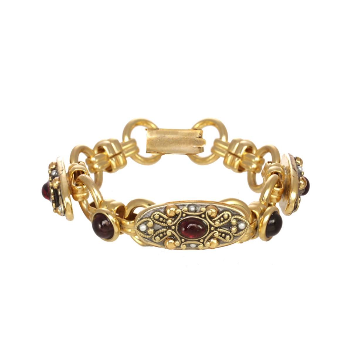 Michal Golan Victorian 3 Part Bracelet