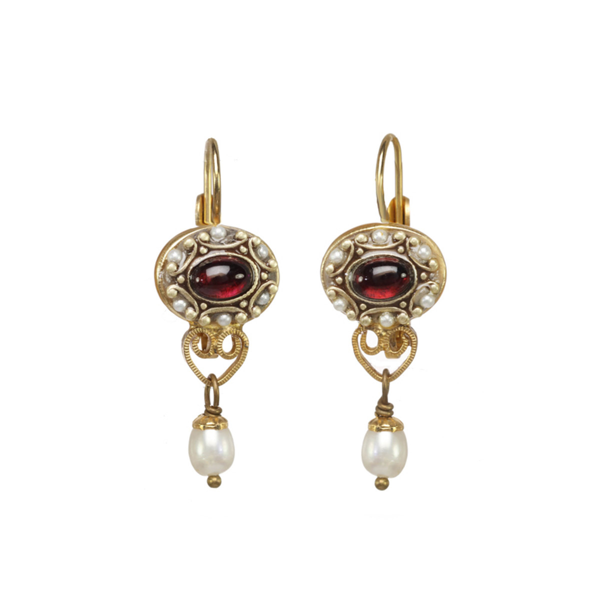 Michal Golan Victorian Charming Earrings