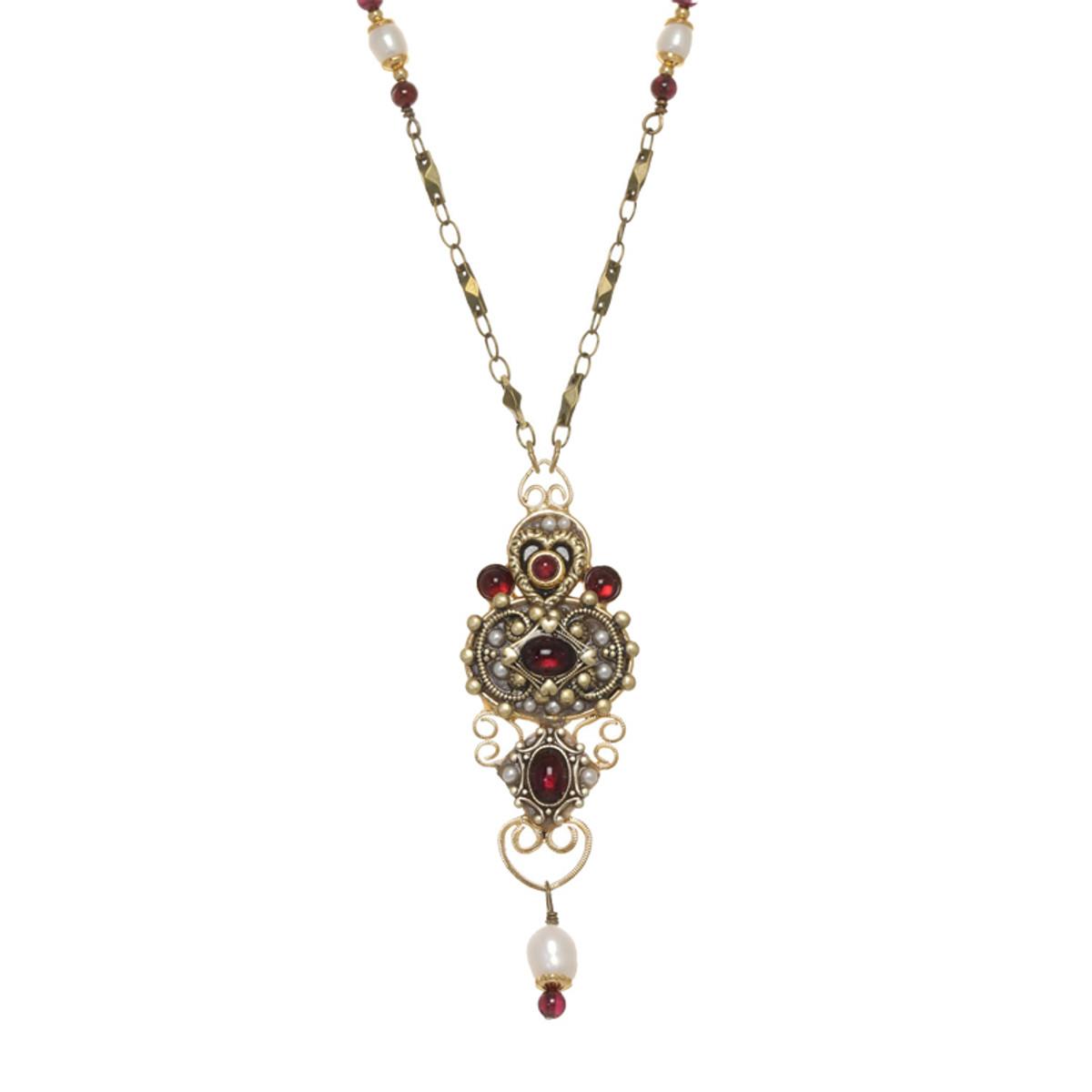 Michal Golan Victorian Long Necklace