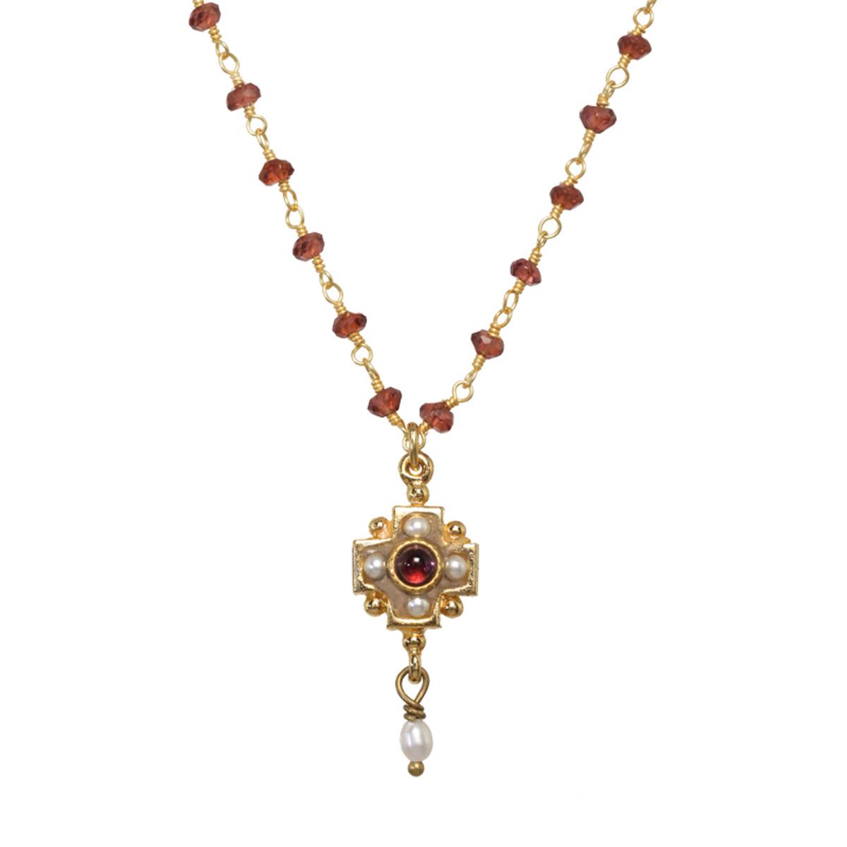 Michal Golan Victorian Plus Necklace