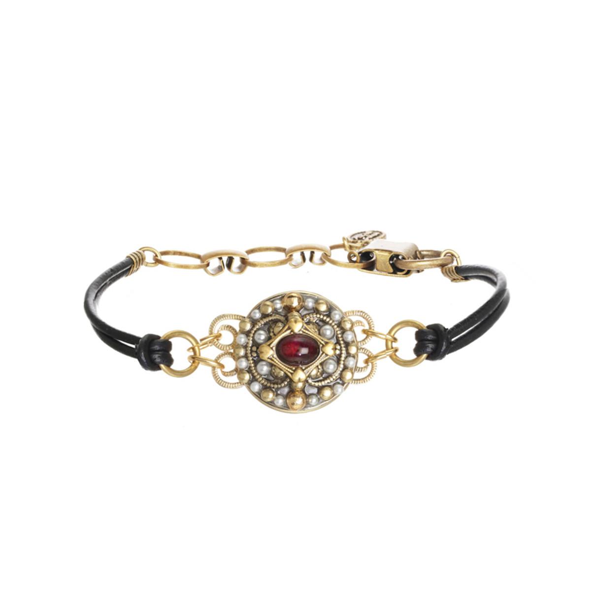 Michal Golan Victorian Round Bracelet