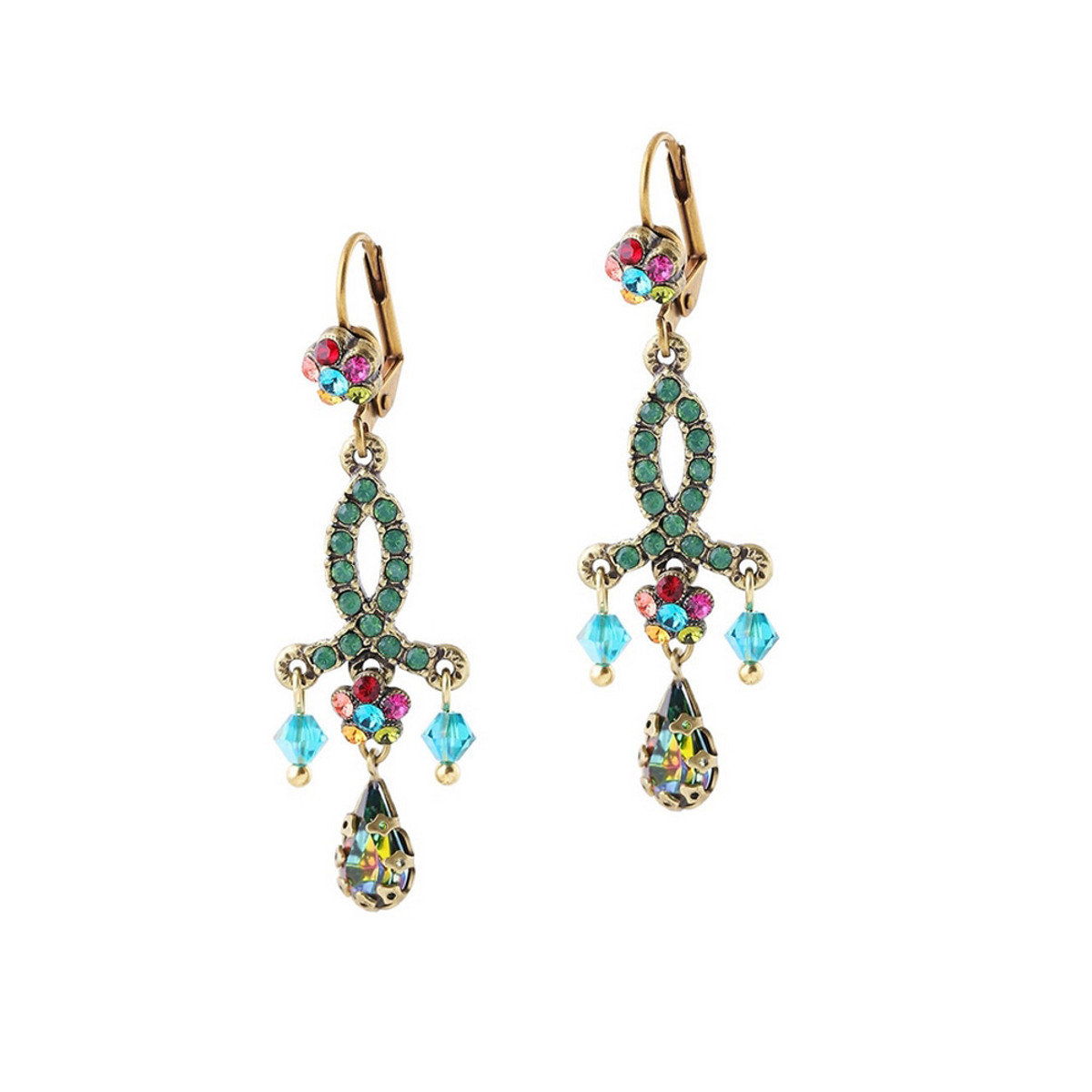 Michal Negrin Sylvie Earrings
