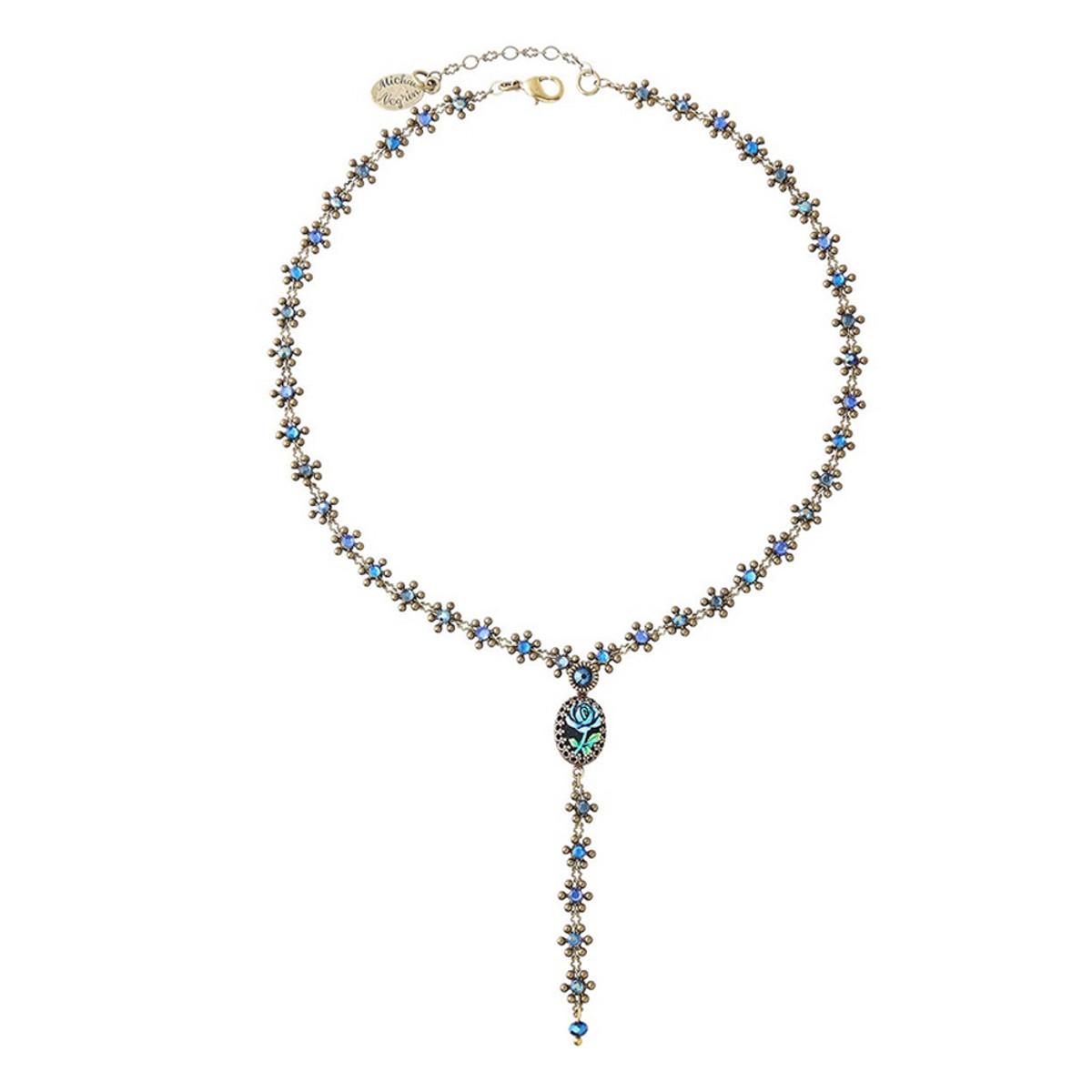 Michal Negrin Carla  Swarovski Crystal Necklaces