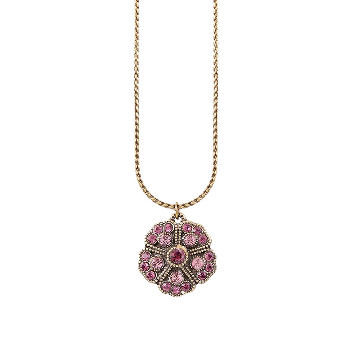 Michal Negrin Jade Sparkle Necklace