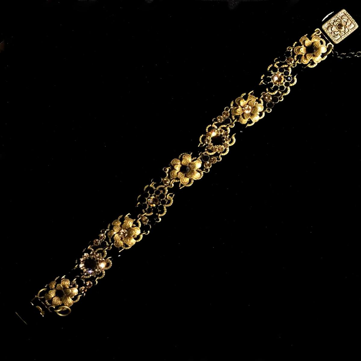 Michal Negrin Pretty Petals Bracelet