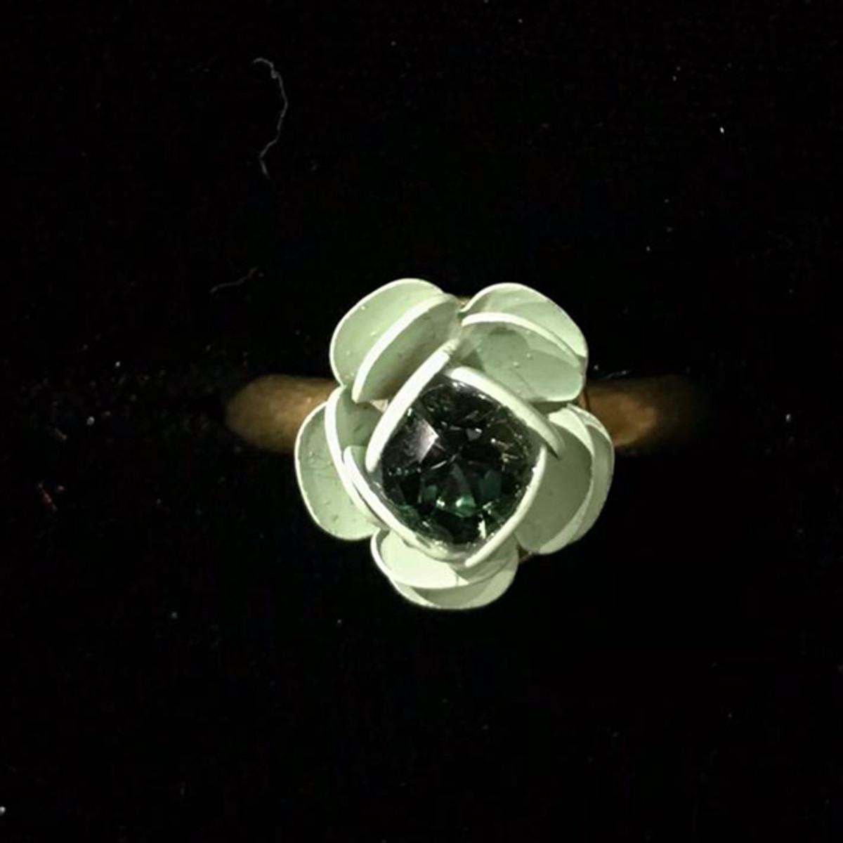 Michal Negrin Pretty Petals Ring