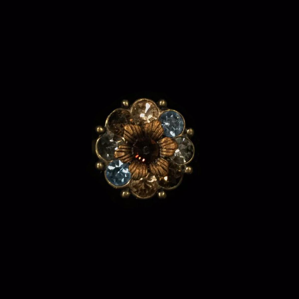 Michal Negrin Mocha Garden Ring
