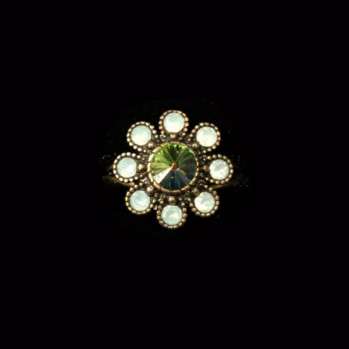 Michal Negrin Best Time Ring